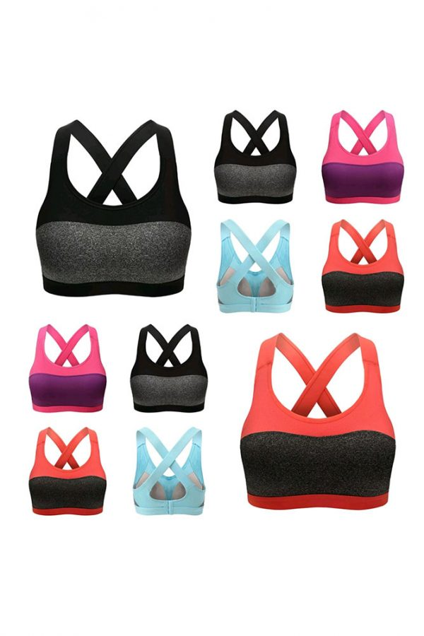Extremely Push Up Fitness Bra