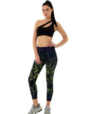 The Forest Leggings-prasino3