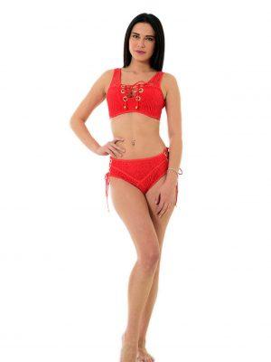 The Lace Bikini-kokkino1