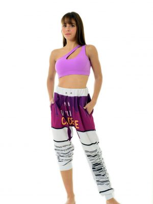 The Letter Code Pants1