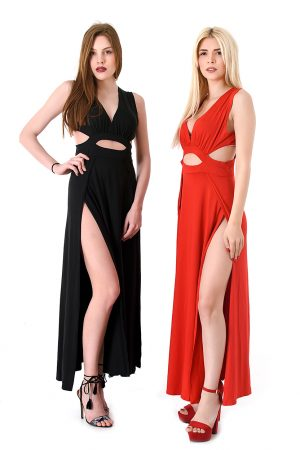 The Ancient Greek Dress-mauro-kokkino