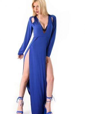 The Blue Queen Dress4