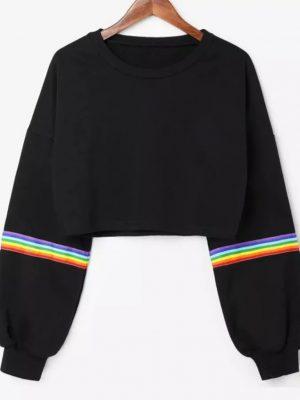rainbow top