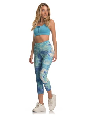 Colorful WonderWoman Leggings
