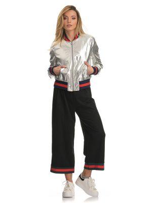 Silvery Jacket